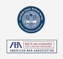We are certified by the State Bar of California and meet the standards of the American Bar Association.