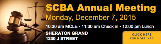 SCBA Annual Meeting